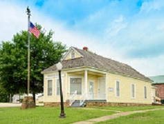 Henryetta Territorial Musuem - Henryetta Historical Society 410 W Moore St Henryetta, OK 74437 Phone: 918-652-7112