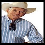 Jim Shoulders, 16-time World Champion Cowboy