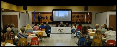 2017 HENRYETTA HISTORICAL SOCIETY MEMBERSHIP DINNER