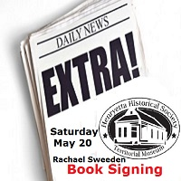 Book Signing by Rachael Sweeden