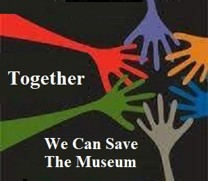 Together We Can Save The Museum. Henryetta Historical Society