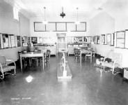Interior of Montgomery Ward, or Sears, Catalog Store. Henryetta, OK