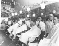 Union Barbershop, 1930s