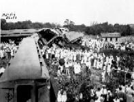 Henryetta Railroad wreck, 1927. Eleven African Americans killed