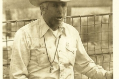 Cowboy Champion Jim Shoulders