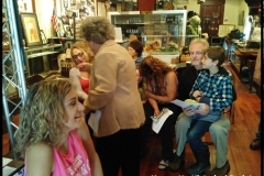 Book signing & review May 20, 2017