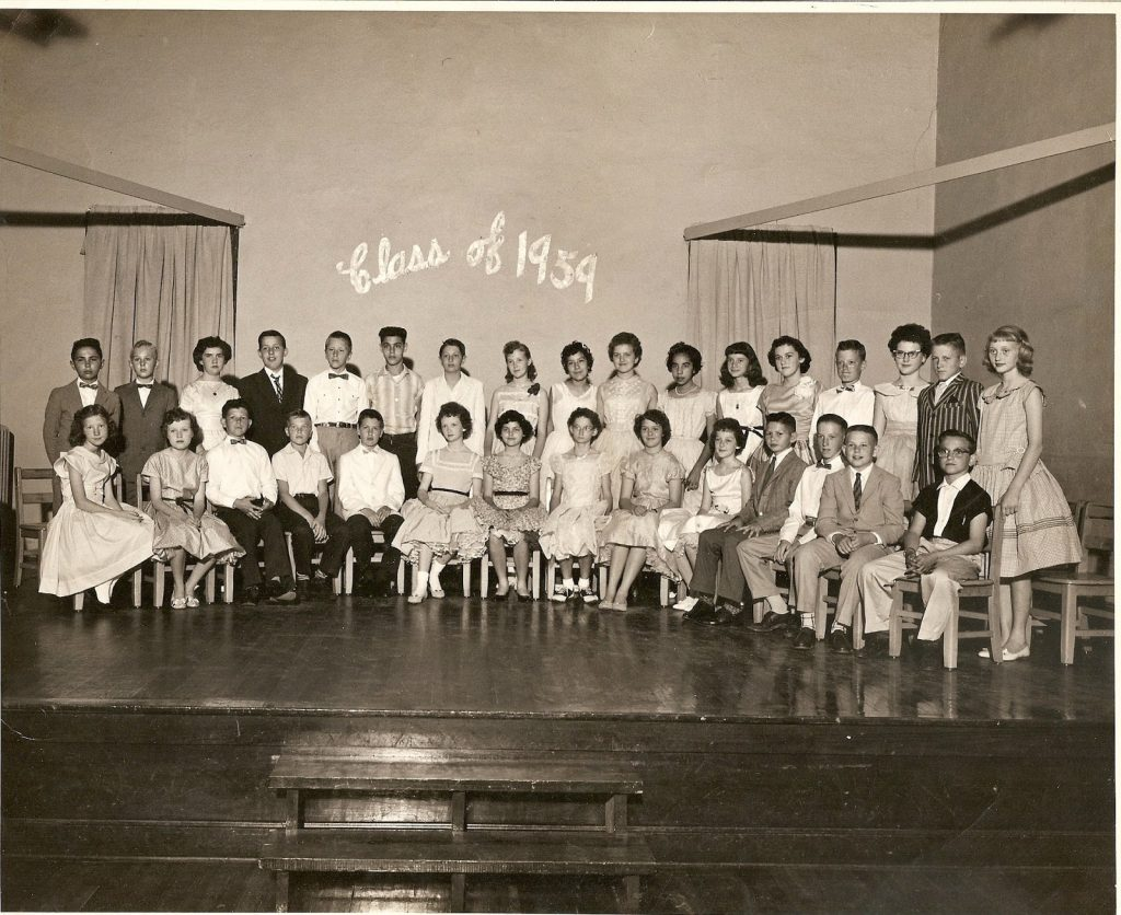 Henryetta Roosevelt Elementary 1959