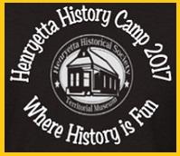 Henryetta History Camp 2017