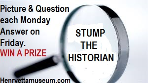 STUMP THE HISTORIAN